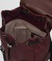 dark barolo hi-tech canvas sassolungo backpack Back Portrait