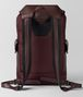 dark barolo hi-tech canvas sassolungo backpack Back Detail Portrait