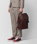BOTTEGA VENETA DARK BAROLO HI-TECH CANVAS SASSOLUNGO BACKPACK Backpack Man lp