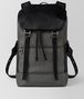 BOTTEGA VENETA LIGHT GREY HI-TECH CANVAS SASSOLUNGO BACKPACK Backpack Man fp