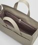 BOTTEGA VENETA DARK CEMENT INTRECCIATO CALF TOTE Tote Bag Man dp