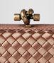 dahlia intrecciato impero chain knot  Back Detail Portrait