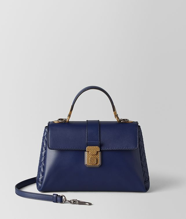 BOTTEGA VENETA ATLANTIC CALF PIAZZA BAG Top Handle Bag [*** pickupInStoreShipping_info ***] fp