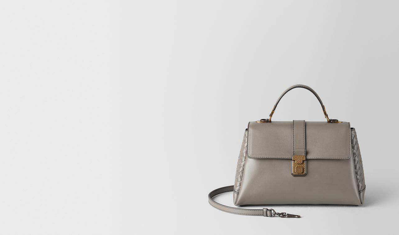 steel calf piazza bag landing