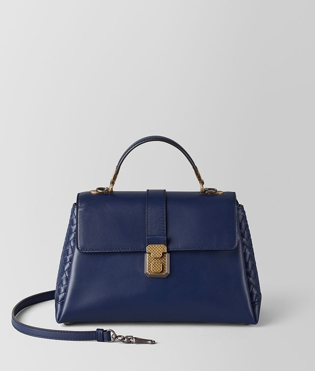 BOTTEGA VENETA BORSA PIAZZA IN VITELLO ATLANTIC Borsa a Mano [*** pickupInStoreShipping_info ***] fp