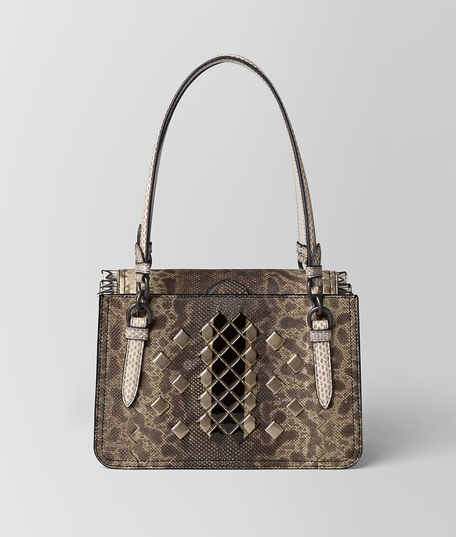 BOTTEGA VENETA MIST MOSAIC STUDS REALE BAG Shoulder Bag [*** pickupInStoreShipping_info ***] fp