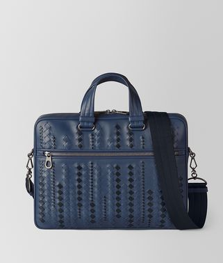 PACIFIC/TOURMALINE CALF BRIEFCASE