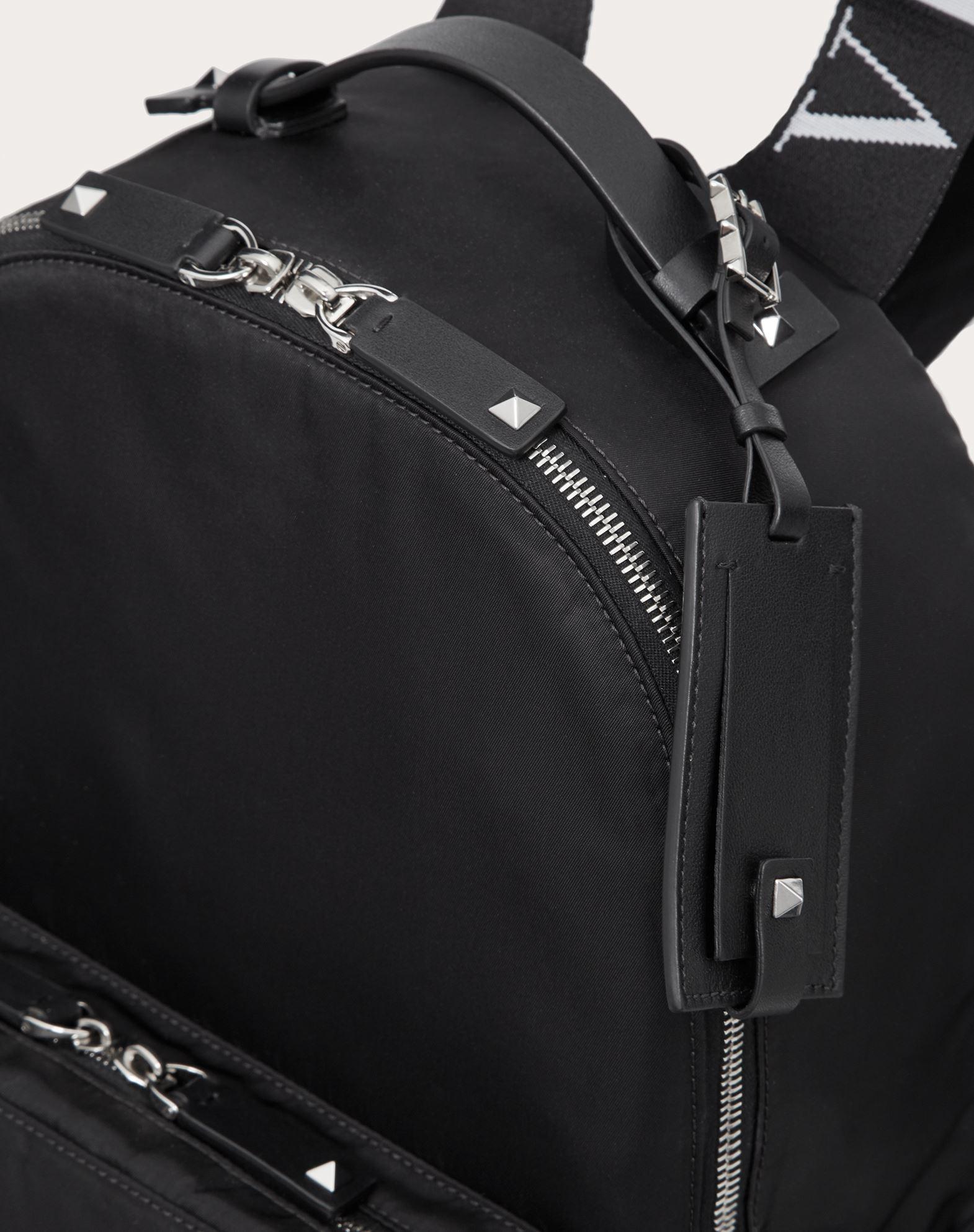 VALENTINO GARAVANI UOMO VLTN backpack Rucksack U a