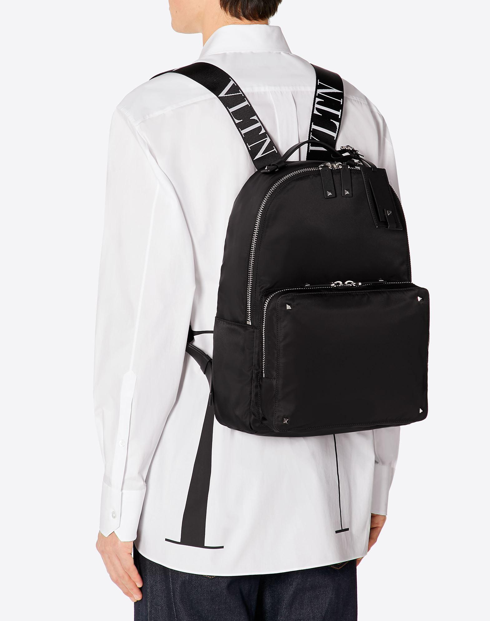 VALENTINO GARAVANI UOMO VLTN backpack Rucksack U b