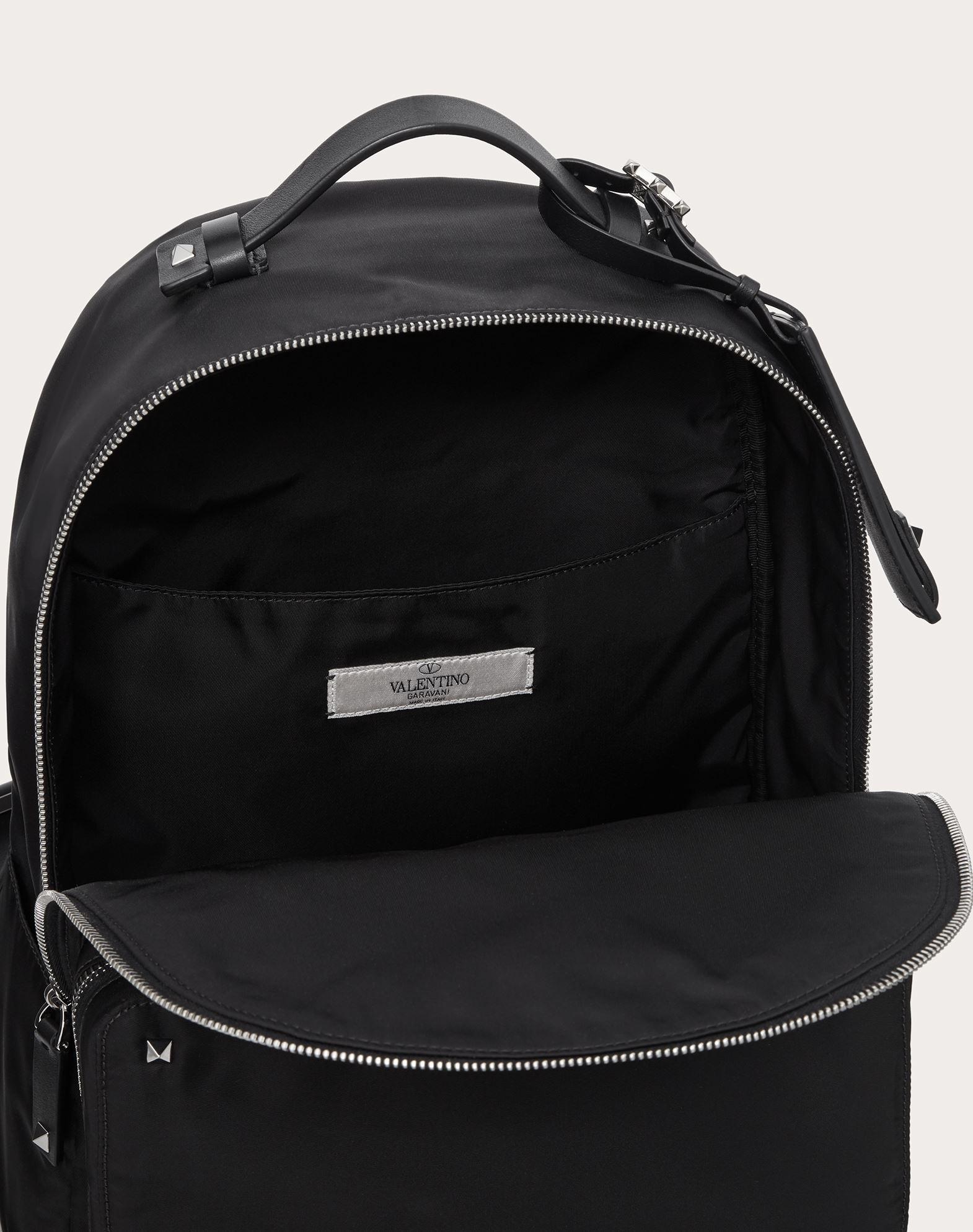 VALENTINO GARAVANI UOMO VLTN backpack Rucksack U e