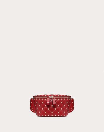 VALENTINO GARAVANI Shoulder bag D Rockstud Spike.It Small Chain Bag f