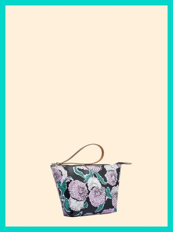 Marni MARNI MARKET clutch in floral PVC with floral pattern Man