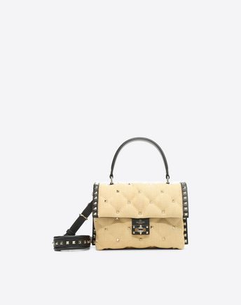 VALENTINO GARAVANI SINGLE HANDLE BAGS D Candystud Handbag f