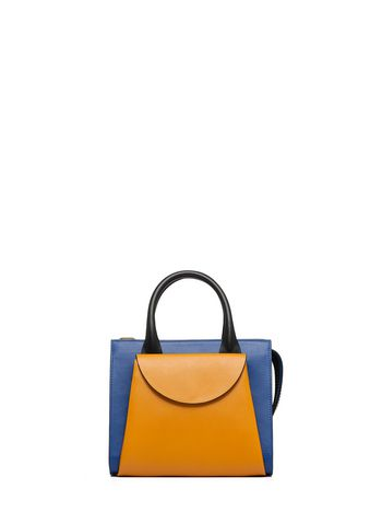 Marni LAW bag in leather Woman