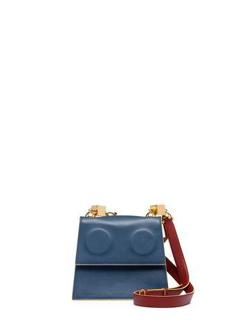 Marni MARIONETTE bag in leather Woman