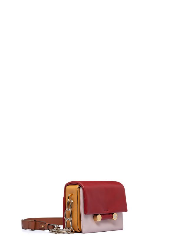 Marni Matte nappa leather CADDY shoulder bag Woman - 2