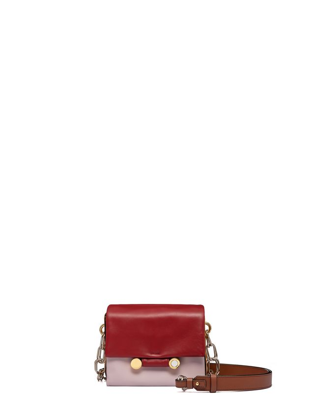 Marni Matte nappa leather CADDY shoulder bag Woman - 1