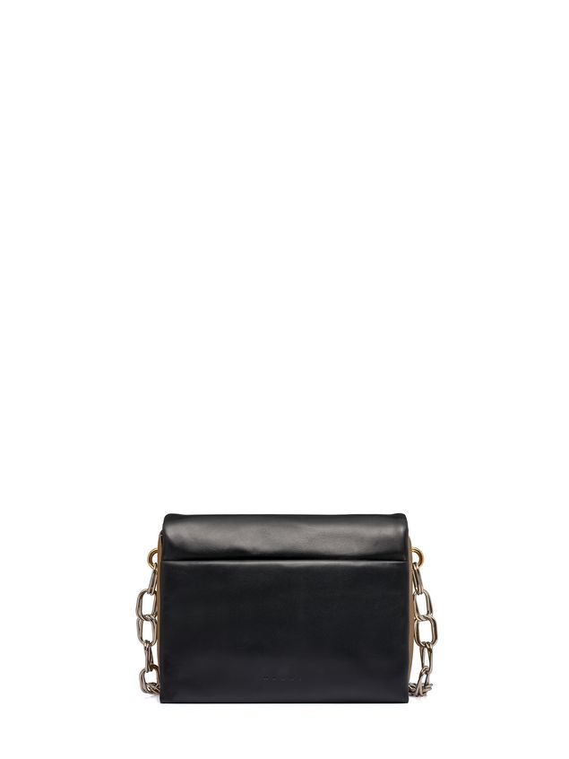Marni CADDY bag in matt nappa leather Woman