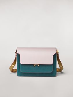 Marni Saffiano leather TRUNK bag  Woman