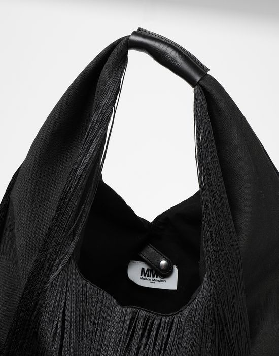 MM6 MAISON MARGIELA Japanese tote bag with fringes Handbag [*** pickupInStoreShipping_info ***] d
