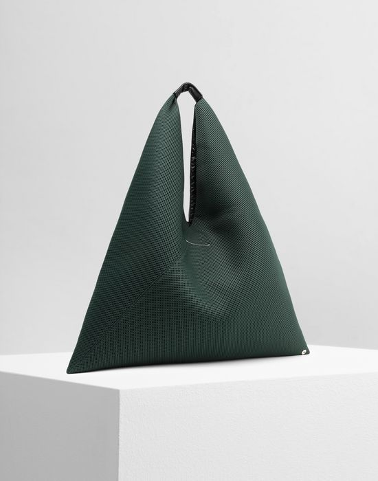 MM6 MAISON MARGIELA Japanese drawstring backpack Handbag Woman r