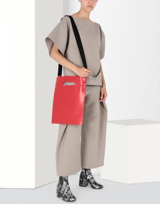 MM6 MAISON MARGIELA Calf leather shoulder bag Handbag [*** pickupInStoreShipping_info ***] b