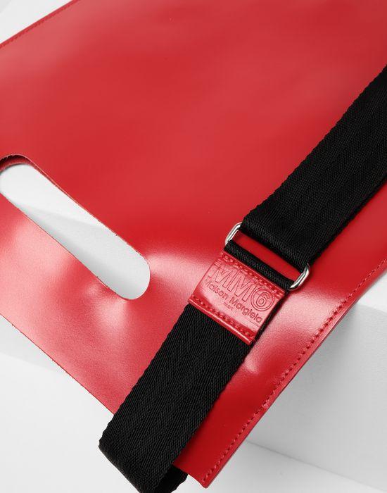 MM6 MAISON MARGIELA Calf leather shoulder bag Handbag [*** pickupInStoreShipping_info ***] d