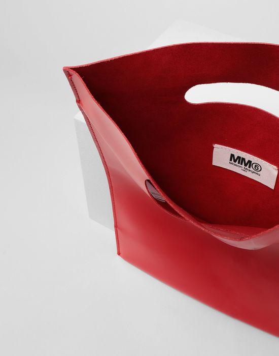 MM6 MAISON MARGIELA Calf leather shoulder bag Handbag [*** pickupInStoreShipping_info ***] e