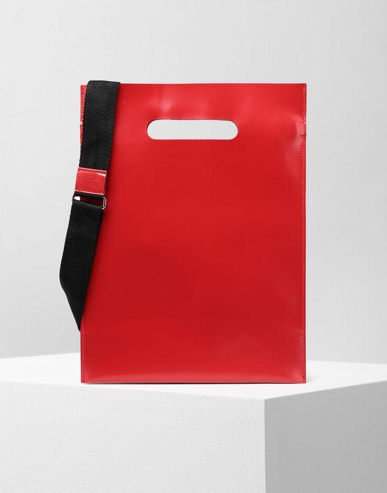 MM6 MAISON MARGIELA Calf leather shoulder bag Handbag [*** pickupInStoreShipping_info ***] f