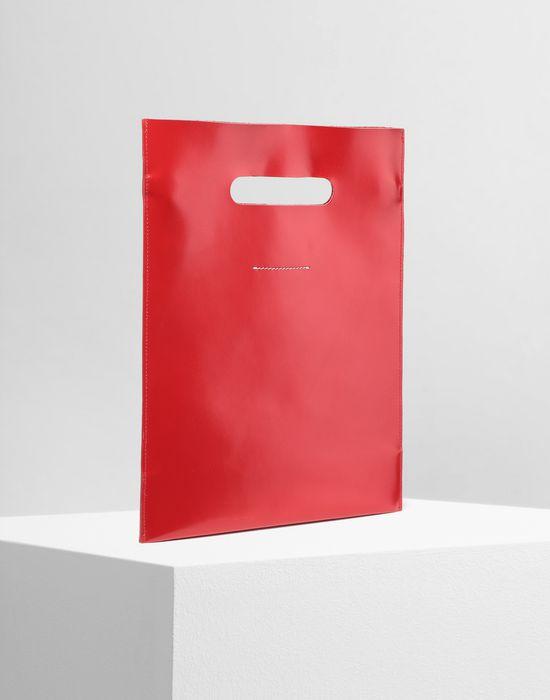 MM6 MAISON MARGIELA Calf leather shoulder bag Handbag [*** pickupInStoreShipping_info ***] r