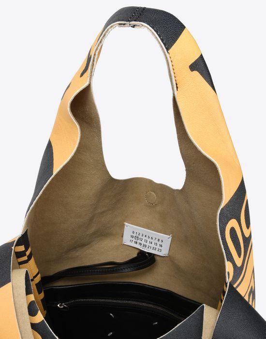 MAISON MARGIELA Vitamin leather bag Tote [*** pickupInStoreShipping_info ***] a
