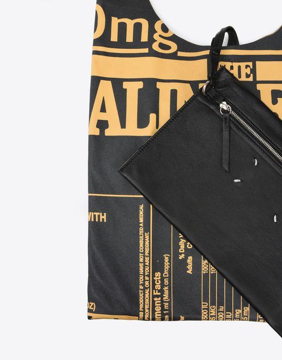 MAISON MARGIELA Vitamin leather bag Tote [*** pickupInStoreShipping_info ***] d