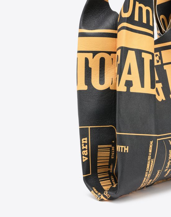 MAISON MARGIELA Vitamin leather bag Tote [*** pickupInStoreShipping_info ***] e