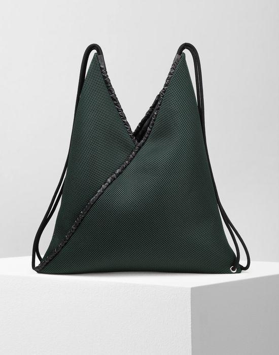 MM6 MAISON MARGIELA Japanese net mesh rucksack Backpack [*** pickupInStoreShipping_info ***] f