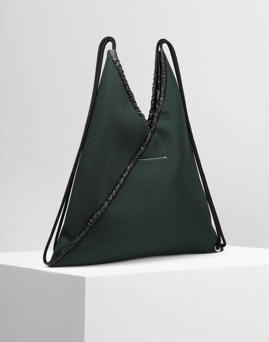 MM6 MAISON MARGIELA Japanese net mesh rucksack Backpack [*** pickupInStoreShipping_info ***] r