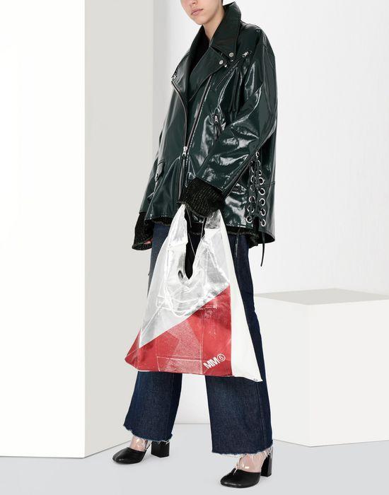 MM6 MAISON MARGIELA Japanese metallic bag Handbag [*** pickupInStoreShipping_info ***] b