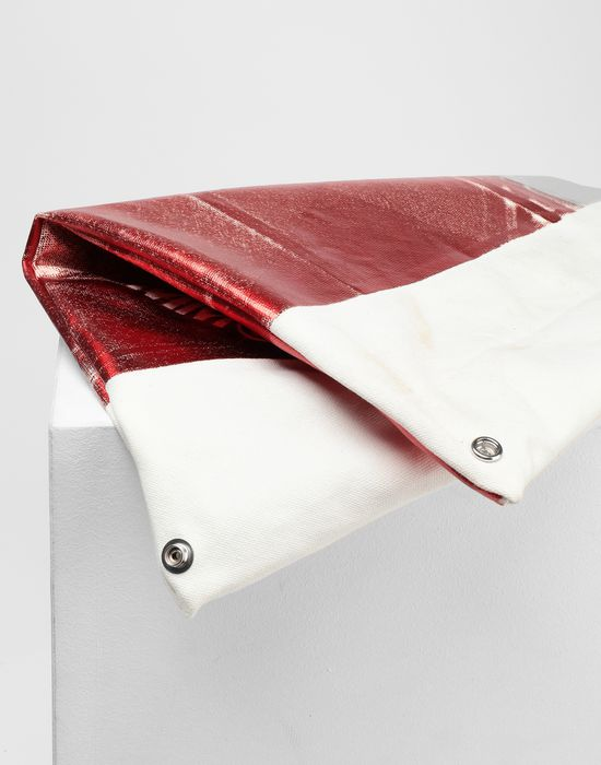 MM6 MAISON MARGIELA Japanese metallic bag Handbag [*** pickupInStoreShipping_info ***] e