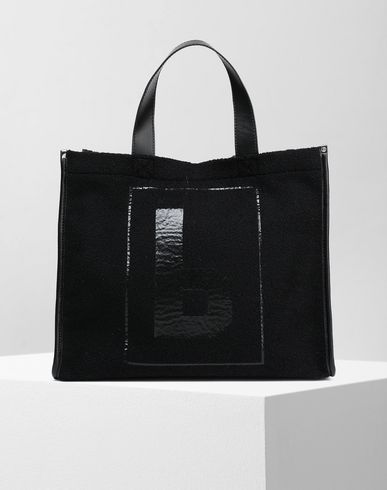 MM6 MAISON MARGIELA Tote [*** pickupInStoreShipping_info ***] Teddy shopping bag f