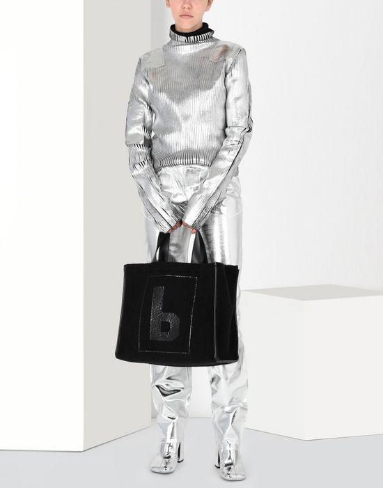 MM6 MAISON MARGIELA Teddy shopping bag Tote [*** pickupInStoreShipping_info ***] b