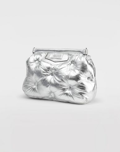 BAGS Medium Glam Slam bag Silver