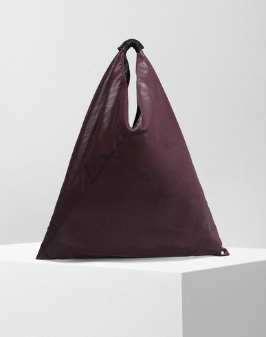 MM6 MAISON MARGIELA Handbag [*** pickupInStoreShipping_info ***] Japanese faux leather bag f
