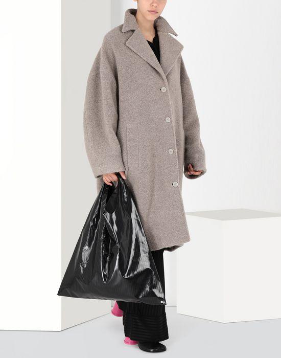 MM6 MAISON MARGIELA Japanese high-shine striped bag Handbag [*** pickupInStoreShipping_info ***] b