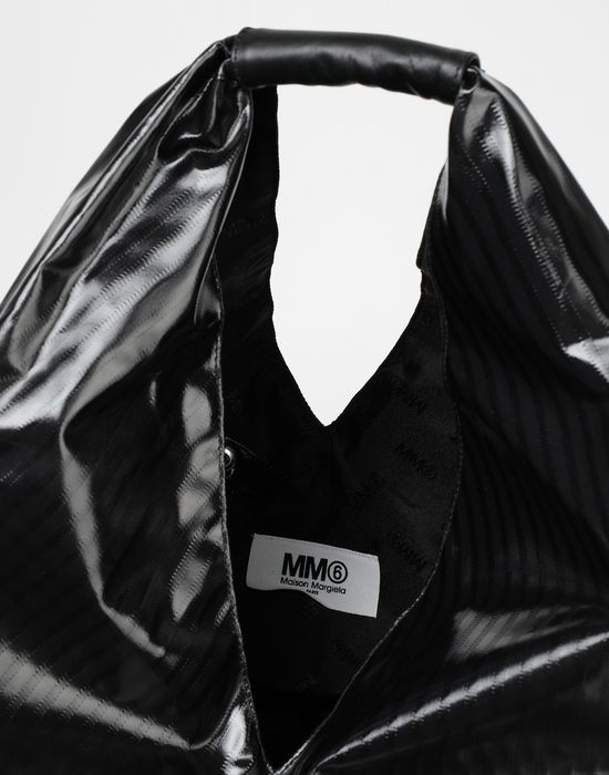 MM6 MAISON MARGIELA Japanese high-shine striped bag Handbag [*** pickupInStoreShipping_info ***] d