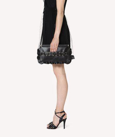 REDValentino QQ2B0A78EAV 0NO Clutches and pochettes Woman b