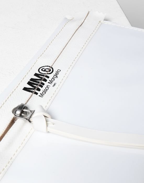 MM6 MAISON MARGIELA Pochette in PVC Clutch [*** pickupInStoreShipping_info ***] e