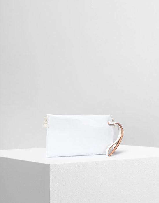 MM6 MAISON MARGIELA Pochette in PVC Clutch [*** pickupInStoreShipping_info ***] r