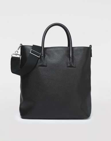 MAISON MARGIELA Tote [*** pickupInStoreShippingNotGuaranteed_info ***] Leather shopper bag f