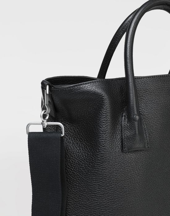 MAISON MARGIELA Leather shopper bag Tote [*** pickupInStoreShippingNotGuaranteed_info ***] b