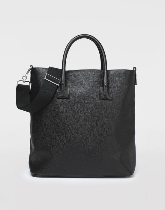 MAISON MARGIELA Leather shopper bag Tote [*** pickupInStoreShippingNotGuaranteed_info ***] f