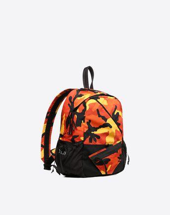 VALENTINO GARAVANI UOMO Backpack U Camouflage rucksack r